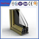 Buy cheap aluminium doors and windows profiles frame dubai, aluminium wardrobe for bedroom from wholesalers