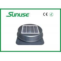 Buy cheap Durable 15w Solar Powered Ventilation Fan For Workshops / Warehouse from wholesalers