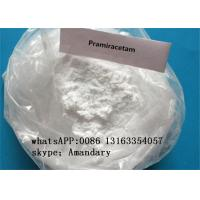 Buy cheap Pramiracetam Pharmaceutical Intermediates Steroids / Memory Enhancing Supplements 68497-62-1 from wholesalers