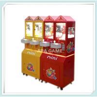Buy cheap 2P FEC game center  candy mini toy claw crane vending prize out arcade game machine from wholesalers