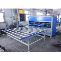 Buy cheap Low Noise Automatic Mattress Sealing Machine Raise Working Efficiency from wholesalers