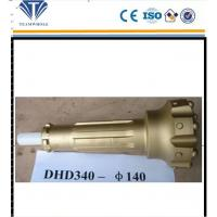 Buy cheap 6 Inch DTH Drilling Tools Wear Resist DHD 340-140 Drill Button Bits from wholesalers