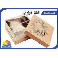 Buy cheap Printed Soap Gift Box with Lift Off Lid / ODM paper presentation boxes from wholesalers