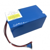 Quality High Capacity Rechargeable 18650 48v 40ah Lithium Battery for sale