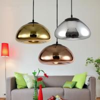 Buy cheap Tom Dixon Glass Ball Pendant Lights For Kitchen Dining room Restaurant Lamp (WH-GP-15) from wholesalers