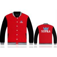 Buy cheap New arrival Mens Designer Basebal Jacket,Top quality Gentle Mens Supra Sports Jackets from wholesalers