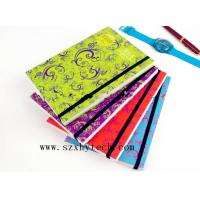 Buy cheap stamping PU leather notebook from wholesalers