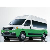 Buy cheap Travel Small Electric Van / 15 Seats Long Wheelbase High Roof Dongfeng Mini Bus from wholesalers