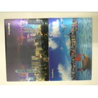 Buy cheap Pantone Color Printing PET Custom Lenticular Cards 3D Changing Pictures For Kids from wholesalers