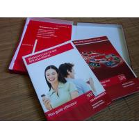 Buy cheap Dull Matted Coated Paper Movie Magazine Printing Services With Full Color from wholesalers
