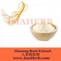 Buy cheap Best price 100% soluble in water panax ginseng extract 90045-38-8 from wholesalers