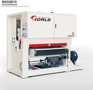 Buy cheap One-Head Heavy Duty Calibrating Sander, BSGQR13 product