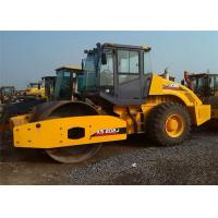 Buy cheap Road Making Machine  18 Ton Vibrating Road Roller Machine With Single Drum from wholesalers