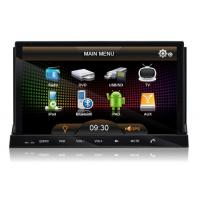 Buy cheap Double DIN Android 2.3 Car PC , Universal Indash 2 DIN Touch Screen Monitor Car DVD DV  from wholesalers