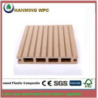Buy cheap New High Quality Wood Plastic Composite WPC Outdoor Decking/Eco-friendly Pretty High Density Outdoor WPC Flooring Wood P from wholesalers