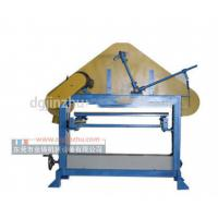 Buy cheap 380v 50HZ Stainless Steel Wire Drawing Machine 1100*550mm Work Table Size from wholesalers
