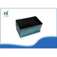 Buy cheap Durable Black Sublimation Business Card Blanks, Modern Unique Business Cards from wholesalers