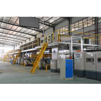 Buy cheap 1800mm 5 Ply Fully Automatic Corrugated Cardboard Production Line, Corrugated Paperboard Production Line from wholesalers