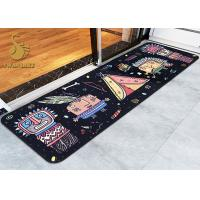 Buy cheap Memory Form Indoor Area Rugs / Bedroom Floor Mats with Anti-slip PVC Coated Dots from wholesalers
