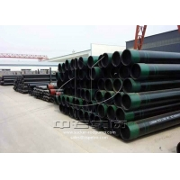 Buy cheap L80 Alloy Steel Seamless Casing Pipe Oil Country Tubular Goods LTC STC BTC Threads from wholesalers