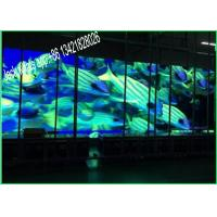 Buy cheap Easy Operation Video Wall Led Display Rental Indoor SMD2121 For Show Business from wholesalers