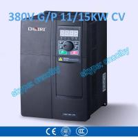 Buy cheap 11kw/15kw VC G/P Vector Control Transducer VFD Three Phase frequency converter pump  motor AC drive transducer from wholesalers