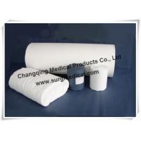 Buy cheap 36 Width Cotton Bleached Absorbent Jumbo Gauze Roll For Medical Ambulances from wholesalers