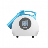 Buy cheap Portable Dry Fogging System Hydrogen Peroxide Sterilizer from wholesalers