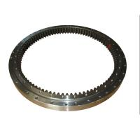 Buy cheap Hot sales Takeuchi TB135 excavator slewing ring bearing with 50Mn material from wholesalers