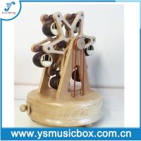 Buy cheap Wooden Music Box  watermill shape Birthday Gift/Music Gift/gift from wholesalers