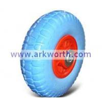 Buy cheap Shock Absorbing Solid Rubber Wheel from wholesalers