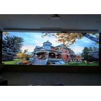 Buy cheap ROHS LCD Video Screen , Indoor LCD Display Wall 42 Inch from wholesalers