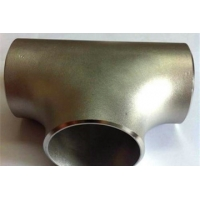 Buy cheap Stainless steel 316 pipe fittings Stainless steel tee from wholesalers