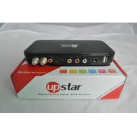 Buy cheap Metal ATSC Digital Terrestrial Receiver Full HD 1080p Support 3D for USA Mexico Canada Korea from wholesalers