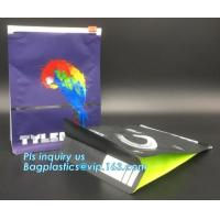 Buy cheap zip lock document plastic pouch with zipper slide zip lock plastic pouch, pvc slider pouch,PVC slide pouch, slider zip from wholesalers