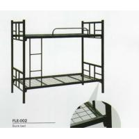 Buy cheap steel military bunk bed from wholesalers