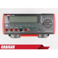Buy cheap Bench Type Digital Multimeter Electrical Instruments Auto Range True RMS Desktop from wholesalers