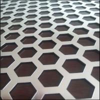 Buy cheap perforated metal decorative sheets/wall covering sheets from wholesalers