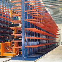 Buy cheap Adjustable Multilayer industrial Long Pipe Cantilever Rack from wholesalers