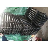 Buy cheap Non Dig Integral Forged Drill Steel Pipe Thread Protector Drill Rod Black Color from wholesalers