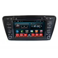 Buy cheap Android Car Dvd MP3 MP4 Player VW GPS Navigation System Skoda Octavia A7 Car from wholesalers