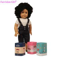 Buy cheap Cheap custom doll accessories tin can piggy bank  mini toy free pattern from wholesalers