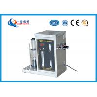 Buy cheap Digital Display Oxygen Index Apparatus Identify Polymers Flame Retardancy from wholesalers
