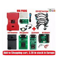 Buy cheap CGDI Prog MB For Benz Support All Key Lost Fastest Add CGDI MB Auto Key Programmer Online Password Calculation Original from wholesalers
