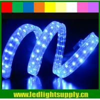 Buy cheap 100 meters PVC led rope light 4 wires DIP 5mm led flex rope for club from wholesalers