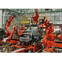 Buy cheap Industrial Fully Automated Welding Production Line PLC Control For Car Industry from wholesalers
