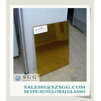 Buy cheap decorative architecture reflective glass from wholesalers