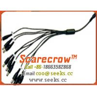 Buy cheap Scarecrow™ DC1FS8M DC Splitter 1 Female (Plugs) to 8 Male (Jack) from wholesalers