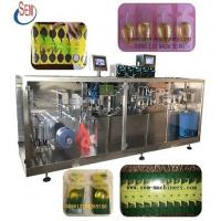 Buy cheap mono dose olive oil packing machine from wholesalers