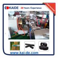 Buy cheap China Inline cylinder drip irrigation pipe making line from wholesalers